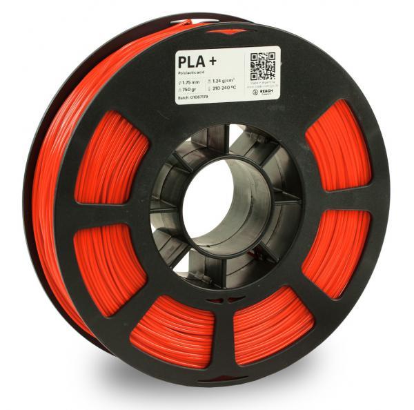 Kodak PLA + Neonorgange 3D-Filament 1,75 / 2,85mm 750g Pantone 804 C