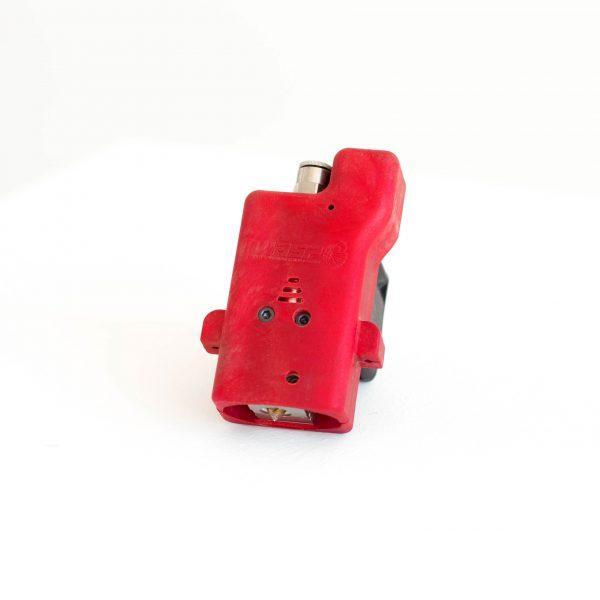 WASP SPITFIRE RED Extruder