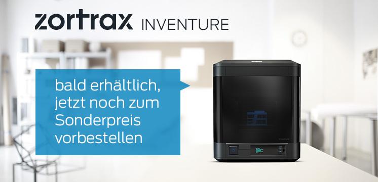 Zortrax Inventure Sonderpreis