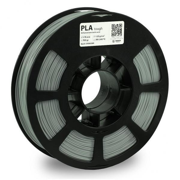 Kodak PLA Tough Grau 3D-Filament 1,75 750g