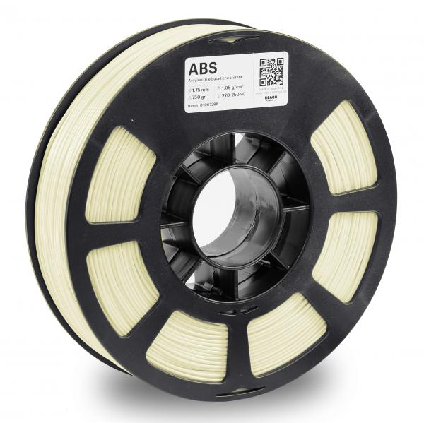 Kodak ABS Natural 3D-Filament 1,75 / 2,85mm 750g