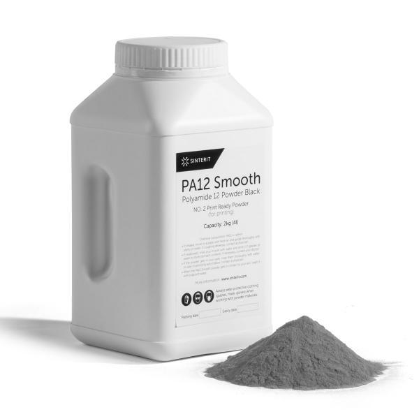 SINTERIT PA12 Smooth, Print Ready Powder 2 kg