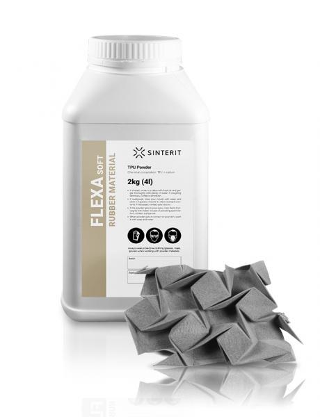 SINTERIT Flexa Soft Powder 2 kg