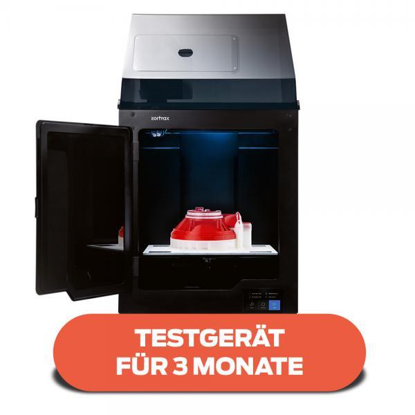 Testgerät für 3 Monate: Zortrax M300 Dual inkl. HEPA-Cover - Großvolumiger Doppel-Extrusions-3D-Druc