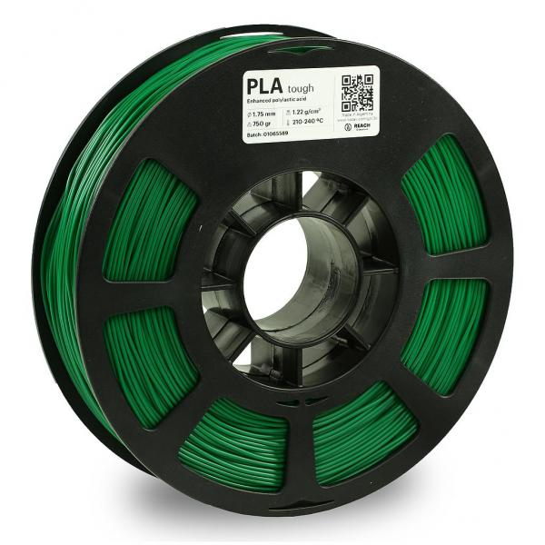 Kodak PLA Tough Grün 3D-Filament 1,75 750g