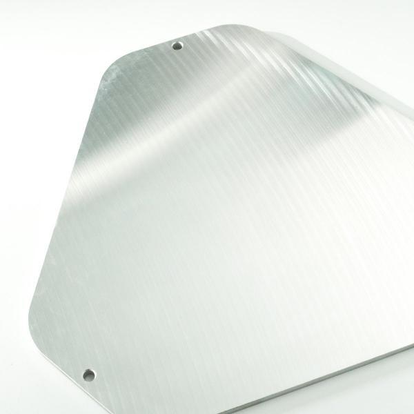 Aluminum Printing Bed Delta WASP 2040 Fibral 8
