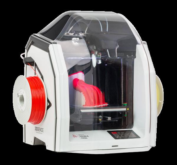 3DGence Double P255 3D-Drucker FFF mit zwei Düsen 0,4mm