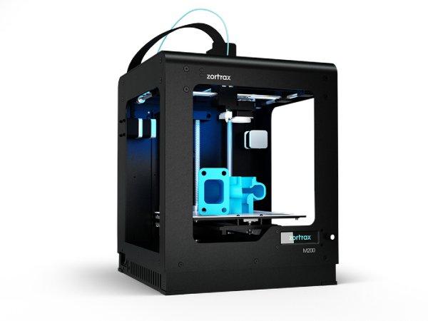 Gebrauchtgerät: Zortrax M200 3D-Drucker v04