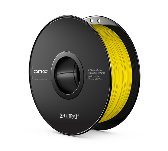 Abverkauf: Zortrax Z-ULTRAT Filament Neon Yellow 800g 1,75mm
