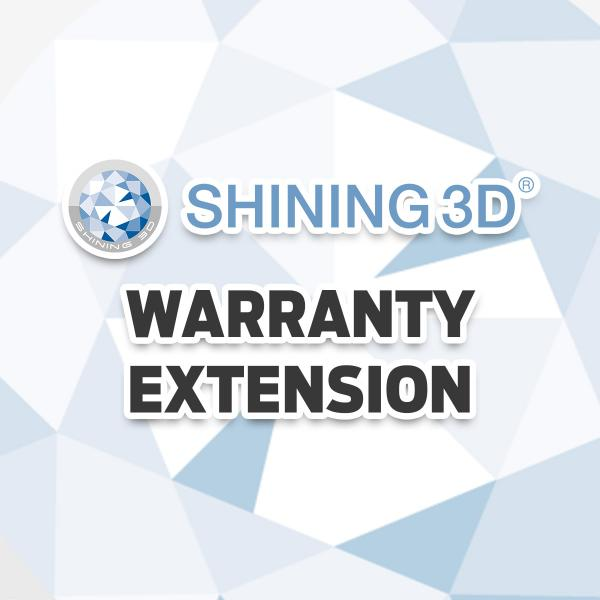Shining3D Warranty Extension 12 month