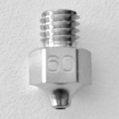 3DSolex Nozzle for Raise3D E2 / PRO2 0.60mm