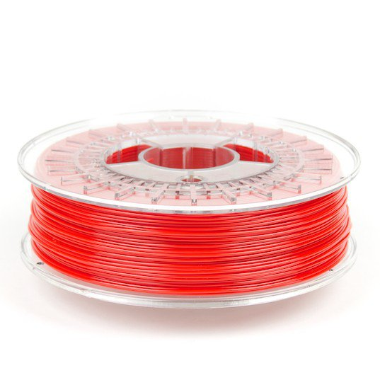 Abverkauf: ColorFabb XT-Red 1,75mm Filament auf 750g Rolle