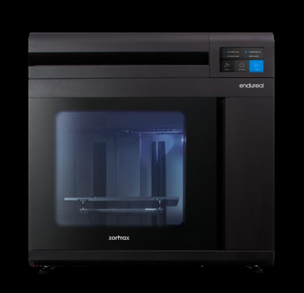 Zortrax Endureal Großvolumiger Doppel-Extrusions-3D-Drucker