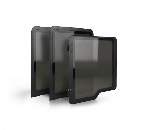 Zortrax Seitenwände für M200 / M200 Plus aus Plexiglas (3 Stück)