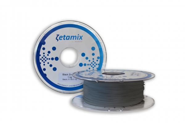 Zetamix Zirconia Black Keramischer Filament 1.75 / 2,85 mm 1000g