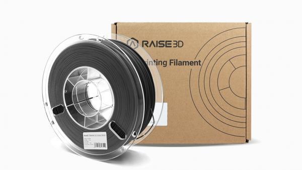 Raise3D R3D Premium TPU-95A Filament Black 1kg 1,75mm