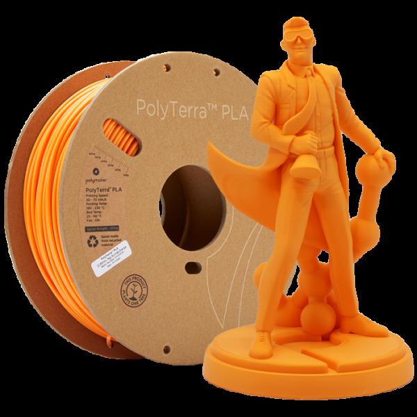 PolyTerra Sunrise-Orange