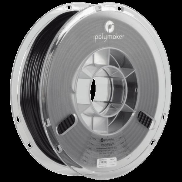 PolyMaker PolyFlex 95A True Black in 1,75mm 750g
