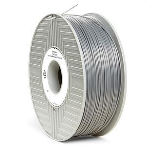 VERBATIM Filament PLA 1,75mm silber 1kg