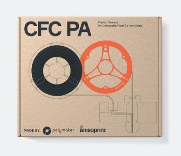 Anisoprint CCF 1.5K 750m Composite Carbon Fiber - Continuous Fiber combined with PLA, ABS, PETG