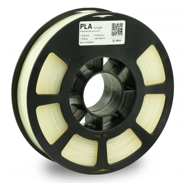 Kodak PLA Tough Natural 3D-Filament 1,75 / 2,85mm 750g