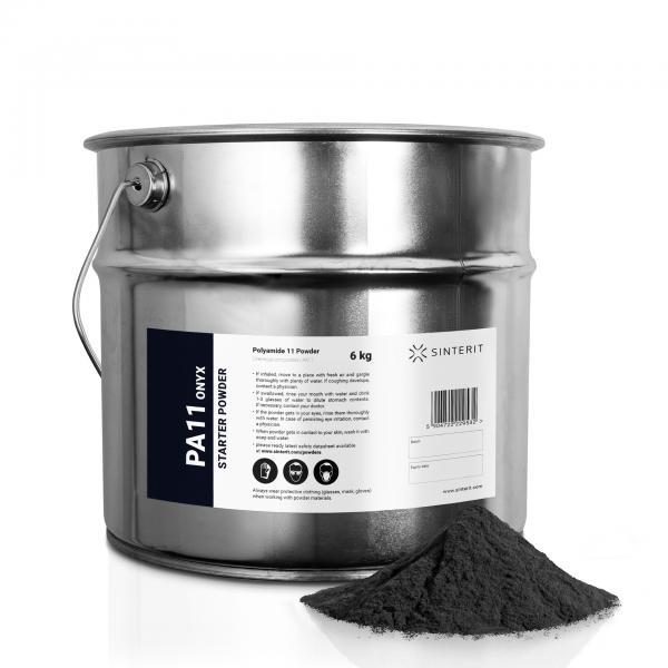 SINTERIT PA11 Onyx Starter Powder 6 kg