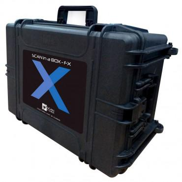Scan in a Box SIAB FX Transporter Hard Case