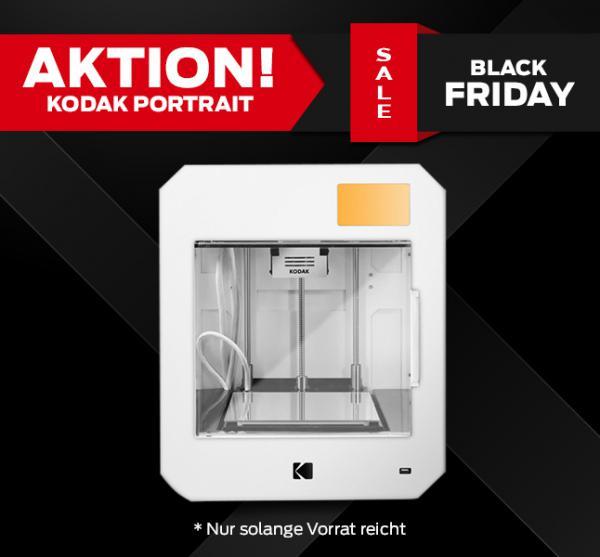 Aktion: KODAK Portrait 3D Drucker