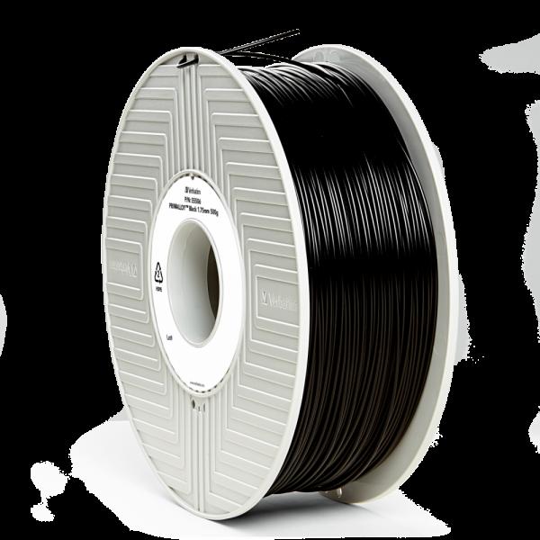 VERBATIM Filament PRIMALLOY 1,75mm schwarz 500g