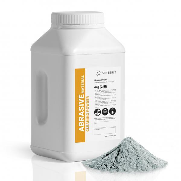 Sinterit Abrasive material Strahlmaterial für Sandblaster 4kg