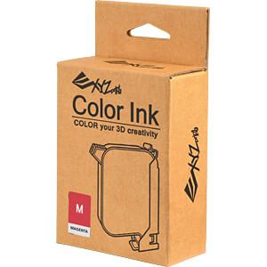XYZprinting Color Ink für da Vinci (C, M, Y, K) 40ml