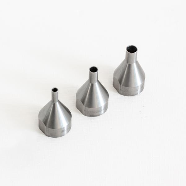 KIT of nozzles for WASP LDM Extruder XL 3.0 (nozzles 4 - 6 - 8 mm)