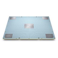 Zortrax Druckbett / Druckplatte V2 für M200 Perforated Plate V2