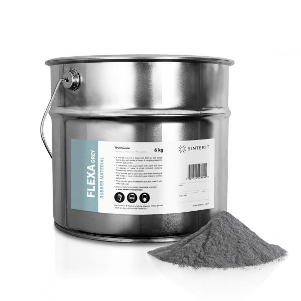 SINTERIT Flexa Grey Powder 6 kg