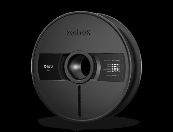 Zortrax Z-ESD Filament Schwarz 2,0kg 1,75mm für M300