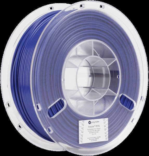 Polymaker PolyLite PETG Blue Filament 1,75mm 1000g