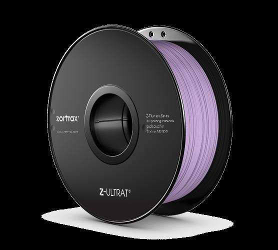 Zortrax Z-ULTRAT Filament Pastel Purple 0,8kg 1,75mm