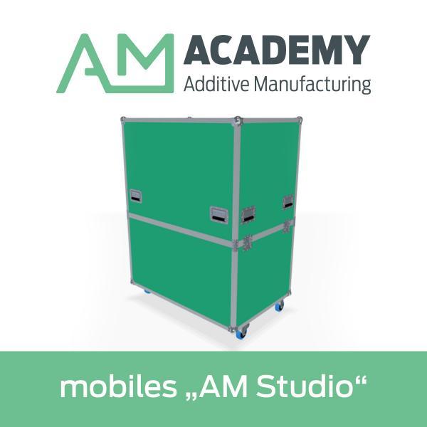 "AM Academy - mobiles ""AM Studio"":"