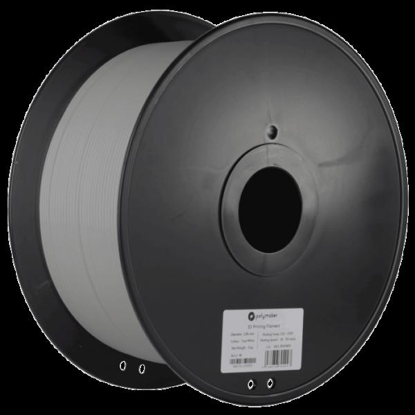 Polymaker PolyLite PLA Filament True Grey 1,75mm 3000g