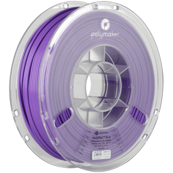 PolyMaker PolyMax PLA Purple 1,75mm 750g