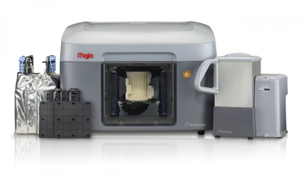 Demosystem: STRATASYS Mojo Print Pack inkl. Cleaning System 3D-Drucker