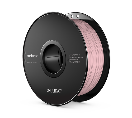 Zortrax Z-ULTRAT Filament Pastel Pink 0,8kg 1,75mm