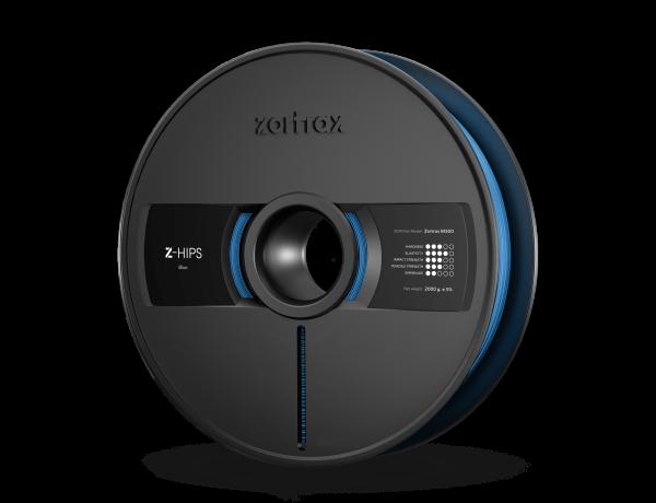 Abverkauf: Zortrax Z-HIPS Blue Filament 2,0kg 1,75mm