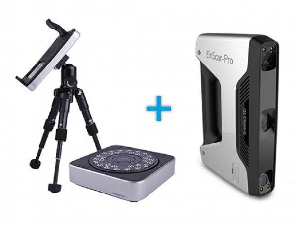 Shining 3D EinScan-Pro Multi-functional Handheld 3D Scanner (Industrial Pack)