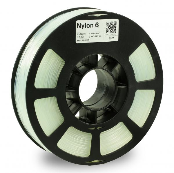 Kodak Nylon 6 Neon 3D-Filament 1,75 / 2,85mm 750g PA6 / PA66