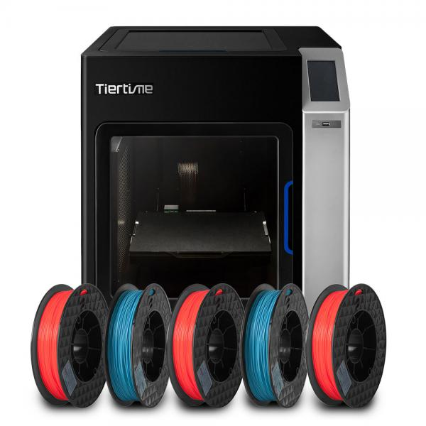 Bundle-Angebot: Tiertime UP300 + 5,5kg Tiertime Filament
