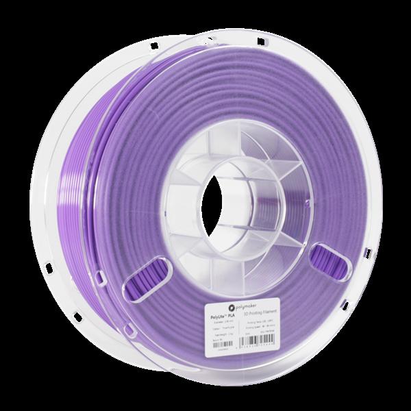 Polymaker PolyLite PLA Filament True Purple 1,75mm 1000g