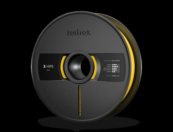 Abverkauf: Zortrax Z-HIPS Yellow Filament 2,0kg 1,75mm