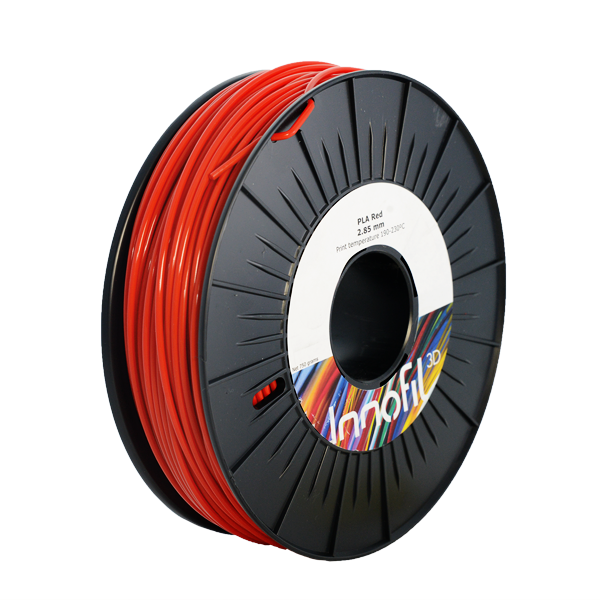 "Abverkauf: Innofil ABS Filament ""Rot"" 0,75kg (Durchmesser 2,85mm)"