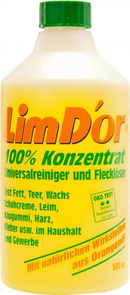 Orangenkonzentrat LimDor 500ml
